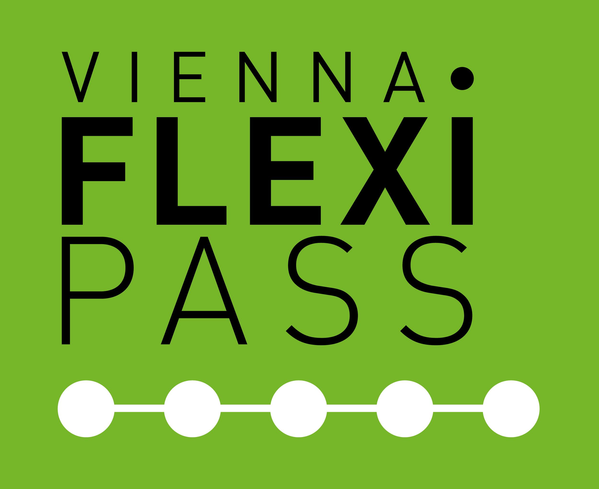 Vienna Flexi PASS - Logo grün
